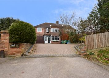 Thumbnail 4 bed semi-detached house for sale in Hempstead Road, Watford, Hertfordshire
