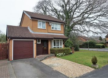 Thumbnail 3 bed detached house for sale in Basing Way, Chandlers Ford