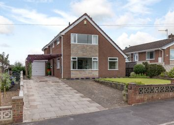 Thumbnail 4 bed detached house for sale in Norton Lane, Stoke-On-Trent