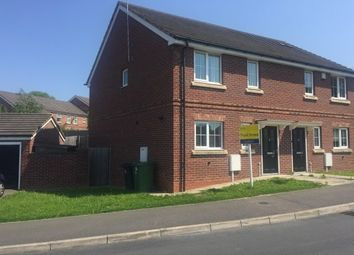 Thumbnail 3 bed property to rent in Sycamore Croft, Belper