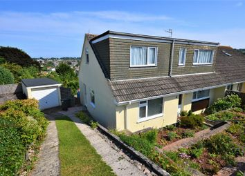 Thumbnail 5 bed semi-detached bungalow for sale in Lichfield Drive, Brixham
