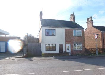 Thumbnail 2 bed semi-detached house for sale in The Sycamores, Little London, Spalding