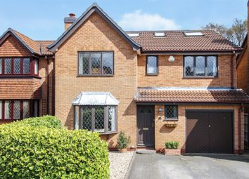 Thumbnail 5 bed detached house for sale in Kingsbridge Way, Bramcote, Nottingham