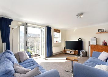 Thumbnail 2 bedroom flat for sale in Schooner Close, London