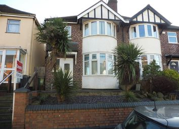 Thumbnail 3 bed semi-detached house for sale in Bromford Lane, West Bromwich