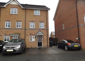 Thumbnail 3 bed mews house for sale in Davy Road, Abram, Wigan
