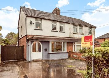 Thumbnail 3 bed semi-detached house for sale in Bicester Road, Aylesbury, 9Be, Buckinghamshire