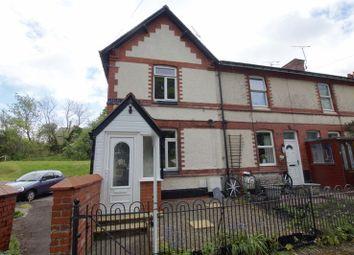 Thumbnail 2 bedroom terraced house for sale in Lancaster Terrace, Acrefair, Wrexham