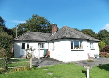 Thumbnail 2 bedroom detached bungalow for sale in Darkey Lane, Lifton, Devon