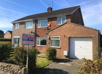 3 bed semi-detached house for sale in Darren Road, Five Acres, Coleford GL16