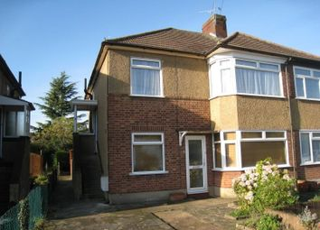 Thumbnail 2 bed flat to rent in Marion Close, Ilford