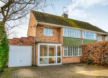 Thumbnail 3 bed semi-detached house for sale in Landor Road, Whitnash, Leamington Spa