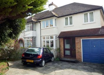 Thumbnail 3 bed semi-detached house to rent in Gurney Court Road, St.Albans