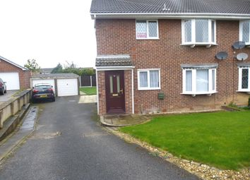 Thumbnail 2 bed flat for sale in Oakwell Close, Maltby, Rotherham