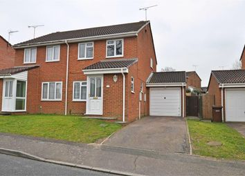 3 bed semi-detached house to rent in Ferrier Close, Rainham, Gillingham ME8