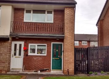 Thumbnail 1 bed flat to rent in West End Road, Haydock, St Helens