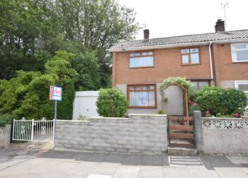 Thumbnail 3 bed end terrace house for sale in Gladstone Road, Barry