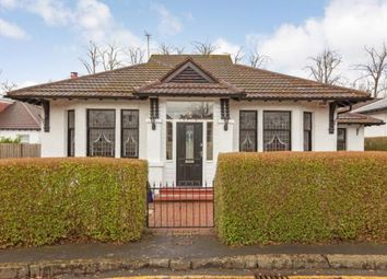 Thumbnail 3 bed bungalow for sale in First Gardens, Glasgow, Lanarkshire