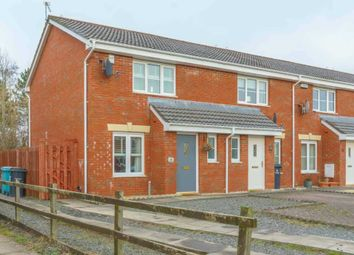 Thumbnail 3 bed end terrace house for sale in Berryhill Crescent, Wishaw