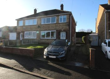 Thumbnail 3 bed semi-detached house for sale in Rochester Row, Scawsby, Doncaster