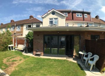 Thumbnail 5 bed end terrace house to rent in Jarrow Road, Chadwell Heath