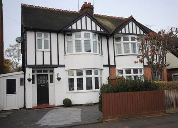 Thumbnail 3 bedroom semi-detached house for sale in Vicarage Road, Old Moulsham, Chelmsford