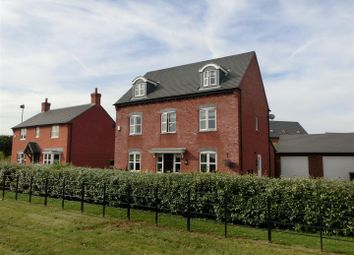 Thumbnail 5 bed property for sale in Stonebridge Close, Ibstock, Leicestershire
