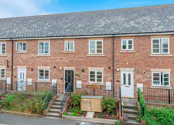 Thumbnail 3 bed terraced house for sale in Glendower Court, Falstaff Street, Shrewsbury