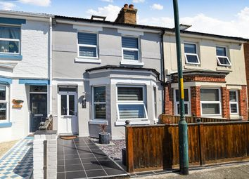 Thumbnail 3 bed terraced house for sale in Ormonde Road, Hythe