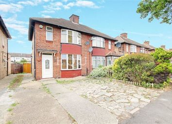 Thumbnail 3 bedroom semi-detached house for sale in Grove Gardens, Enfield