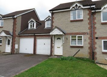 Thumbnail 3 bed terraced house to rent in Bullmead Close, Street