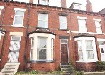 Thumbnail 4 bed terraced house to rent in Mayville Terrace, Hyde Park, Leeds