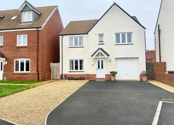 Thumbnail 5 bed detached house for sale in Inner Westland, Cranbrook, Exeter, Devon