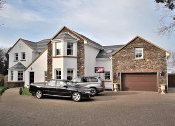 Thumbnail 5 bed detached house to rent in Thie Obbyr Kneale, Main Road, Sulby
