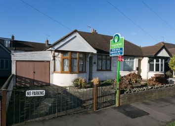 Thumbnail 2 bedroom bungalow for sale in Hall Lane, Chingford, London