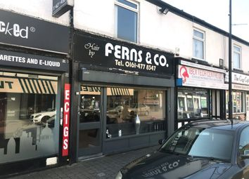 Thumbnail Retail premises for sale in The Precinct, Castle Street, Edgeley, Stockport