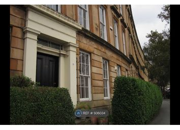 Thumbnail 2 bed flat to rent in St Vincent Crescent, Glasgow