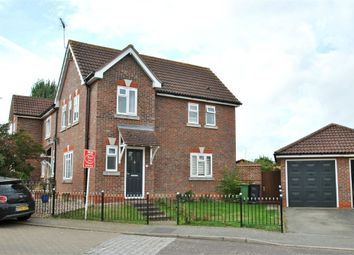 Thumbnail 3 bed end terrace house for sale in Sun Lido Square Gardens, Braintree, Essex