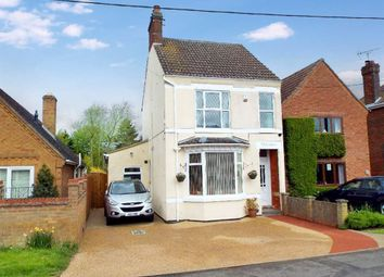 Thumbnail 3 bed detached house for sale in Wollaston Road, Irchester, Northamptonshire