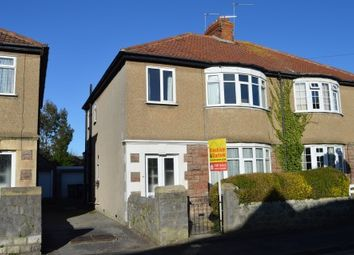 Thumbnail 3 bed semi-detached house for sale in Addicott Road, Weston-Super-Mare