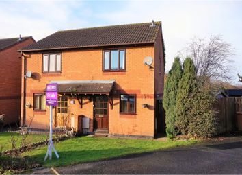 Thumbnail 2 bed semi-detached house for sale in Winchester Close, Rugeley