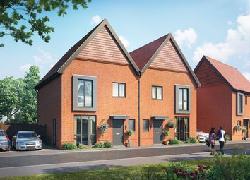 Thumbnail 3 bed semi-detached house for sale in Plot 11 - The Drayton, Crowthorne