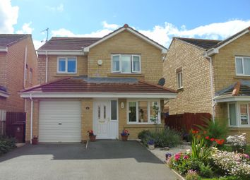 Thumbnail 4 bed detached house for sale in Parkside Gardens, Widdrington, Morpeth