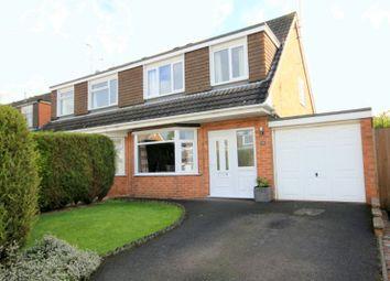 Thumbnail 3 bed semi-detached house for sale in Hazeldene Road, Trentham, Stoke-On-Trent