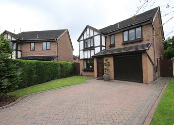 Thumbnail 4 bed detached house to rent in Peterstone Close, Callands, Warrington