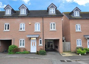 Thumbnail 3 bed town house to rent in Avian Avenue, Curo Park, Frogmore, St.Albans