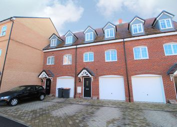 Thumbnail 3 bed town house for sale in Piper Lane, Wixams