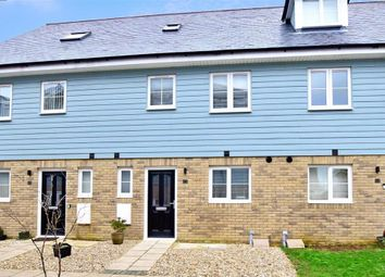Thumbnail 4 bed terraced house for sale in Tayberry Close, Newport, Isle Of Wight