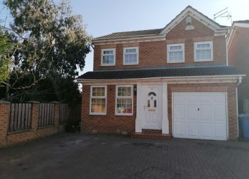 Thumbnail 4 bed detached house to rent in Beaumont Rise, Worksop