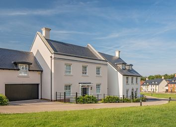 """Thumbnail 5 bed detached house for sale in """"The Wickham"""" at Manor Road, Winchester"""